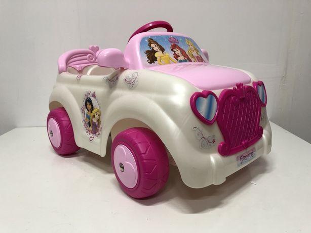 Feber Disney Princess Car 6V Auto elektryczne