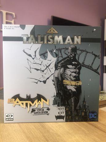 Talisman Batman edycja superłotrów gra planszowa