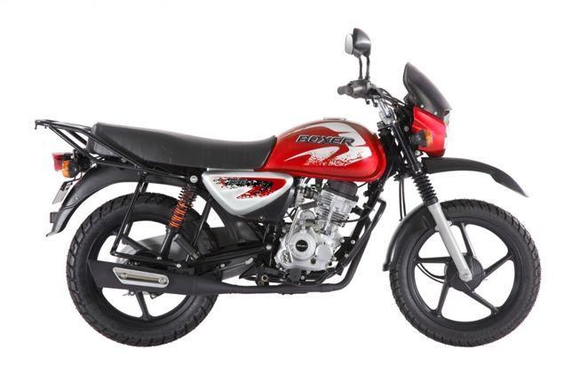 Мотоцикл BAJAJ BOXER ВСЕ МОДЕЛИ! Разные цвета! Кредит, рассрочка!