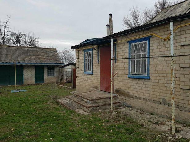 Продам дом Павлоградский р-н, с. Карабиновка