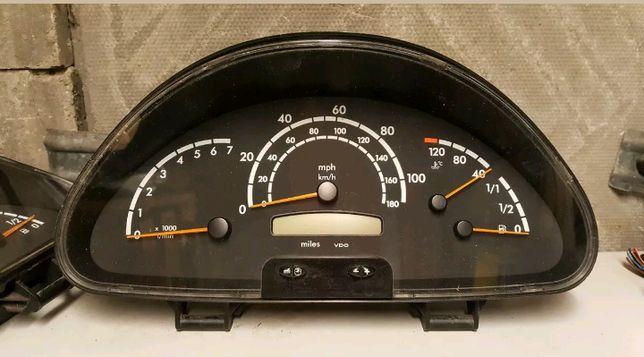 Mercedes-Benz Sprinter quadrante painel de instrumentos.
