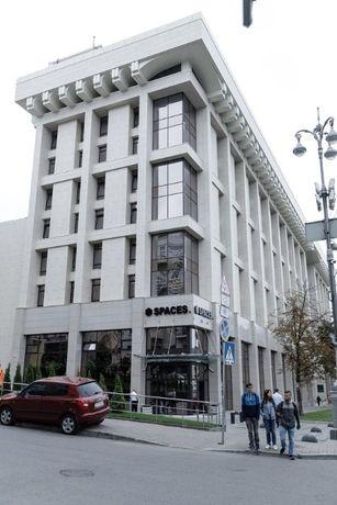 Офис с мебелью на 40 сотрудников в центре Киева БЦ Maidan Plaza