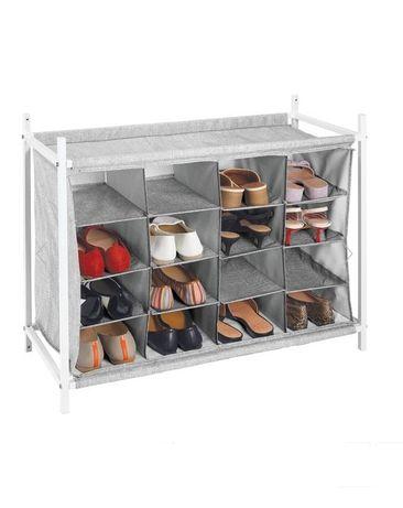 OUTLET - szafka na buty organizer garderoba komoda tekstylna