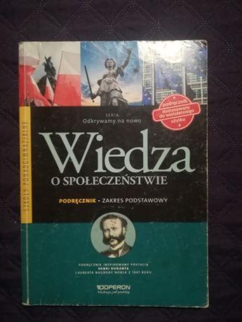 Wiedza o społeczeństwie podręcznik
