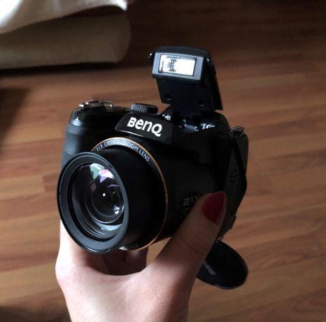 Aparat cyfrowy BENQ GH600 czarny
