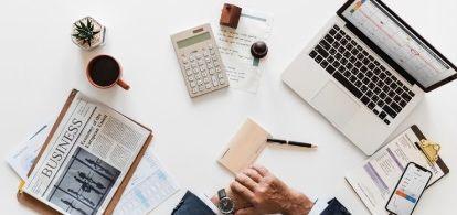 Usługa finansowa/księgowa