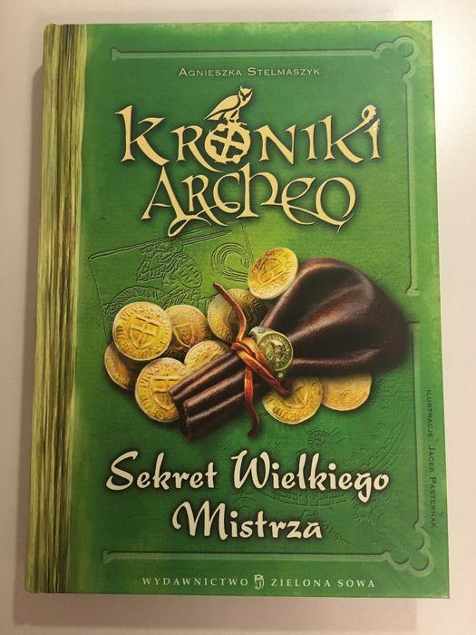 Kroniki Archeo. Sekret Wielkiego Mistrza Warszawa - image 1