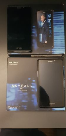 2 × Smartfon Sony Xperia T Czarny 2 szt