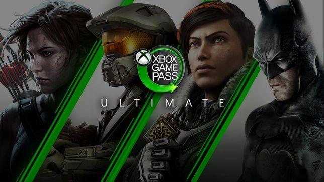 Xbox Games Pass ULTIMATE + Live 1 - 12 месяцев + 14 дней ключ аккаунт