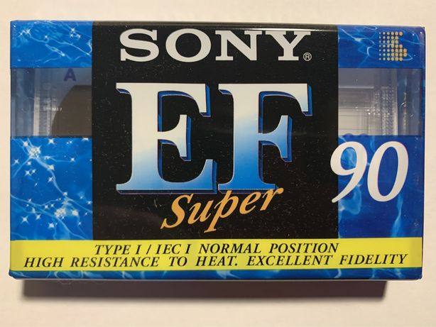 Sony Super EF 90