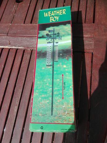 Wskażnik pogodowy z termometrem