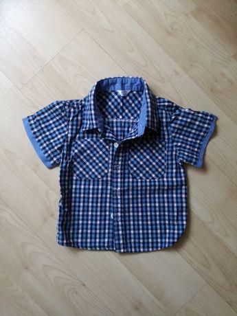 Koszula chłopięca roz. 80