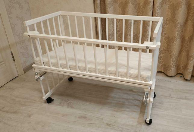 Кроватка приставная Piccolo Due