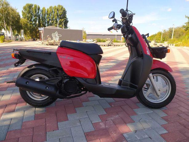 Я новий Yamaha Gear. UA06. г.2009 4 так. Інжектор Водянка.