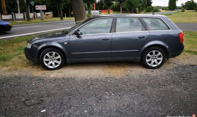 Audi a4 b6 części