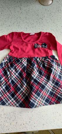 Платье на девочку 6-12