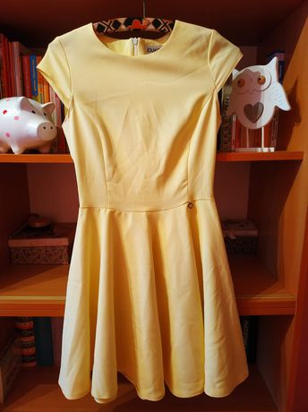 Sukienka ślubna r. 34