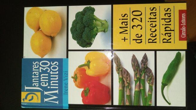 Livros culinária, gastronomia e receitas