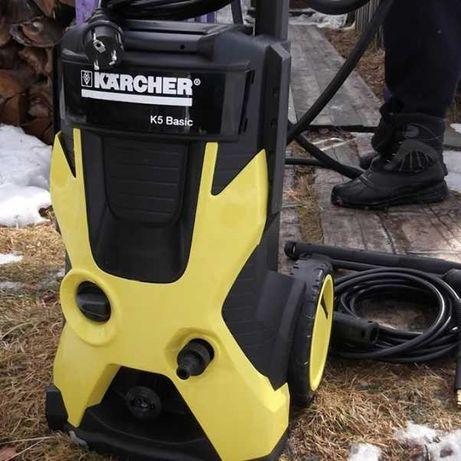 Lavadora de Alta Pressão 180bar Karcher K7