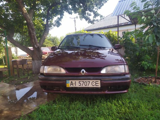 Renault 19 продам авто