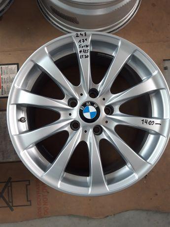 247 Felgi Aluminiowe BMW R17 5x120 otwór 72.5mm ŁADNE E60