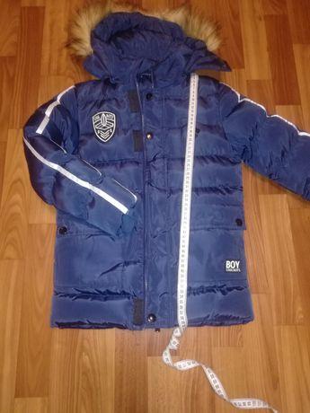 Куртка зимова 122-128