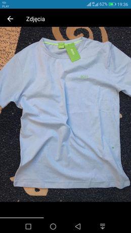 Koszulka HUGO BOSS XXL blekitna