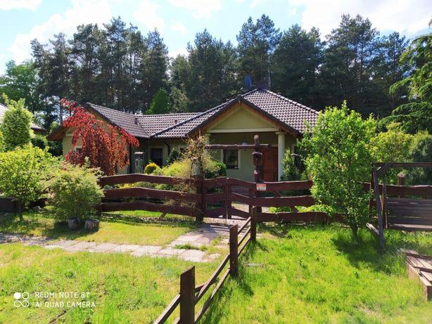 Dom nad jeziorem w Kuligowie