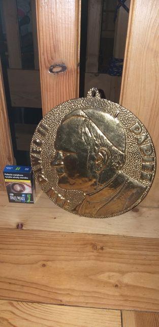 Medalion Jan Paweł II