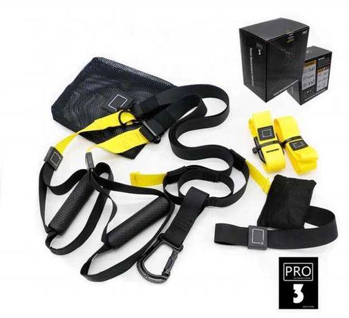 (NOVO) TRX PRO P3 • Treino Suspensão funcional fitness Peso corpo fita