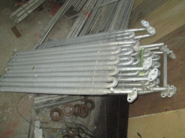 Теплообмінник обребрений кондиціонера промислового 0,35х1,1м