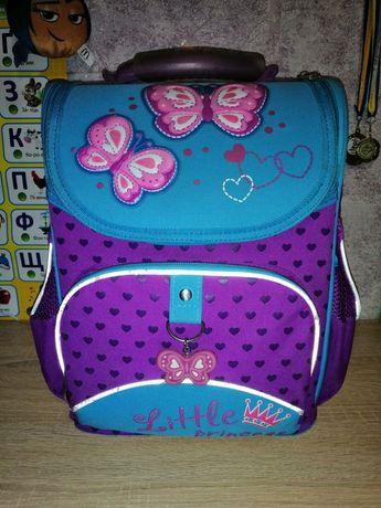 Школьный рюкзак портфель для девочки