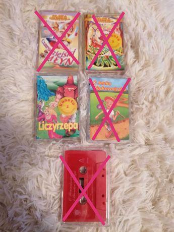 Bajki dla dzieci, kaseta magnetofonowa, Liczyrzepa