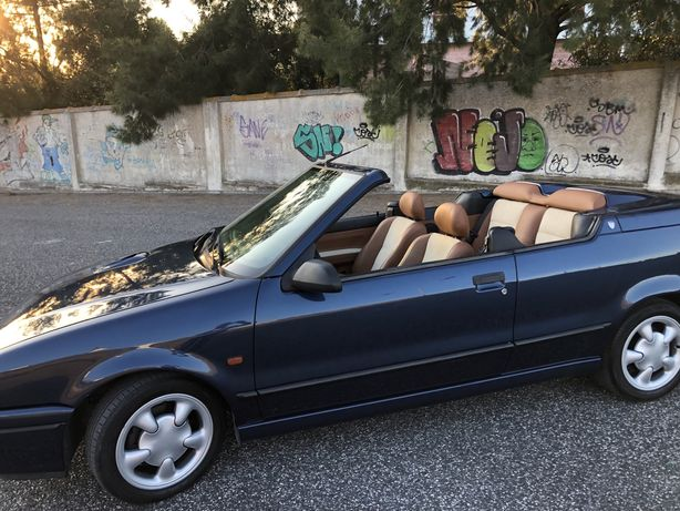Renault 19 Cabriolet 1.8 16v 136 c/v