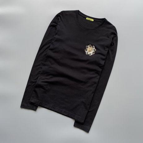 Класичний лонгслів VERSACE JEANS футболка, кофта