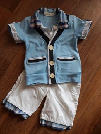 Нарядный костюм для мальчика р.80