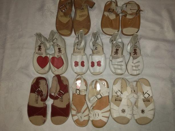 Детские босоножки-сандалии