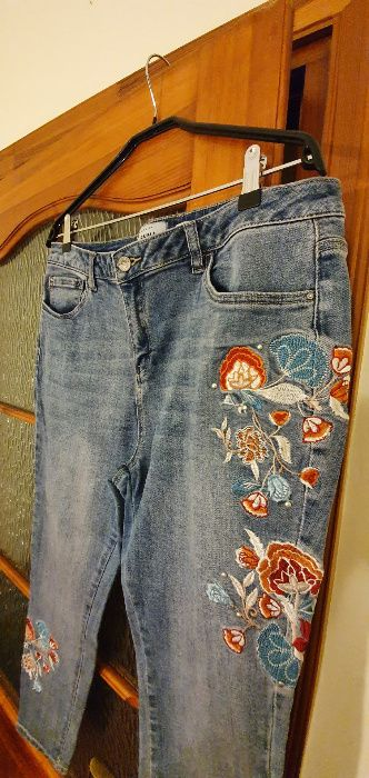 Spodnie jeansy New Look rozmiar XL Szczecin - image 1