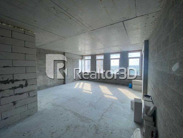 Продам видовую 2к квартиру после строителей в ЖК Воронцовский