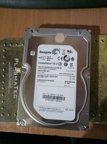Seagate Constellation ES.3 ST1000NM0023 1 ТБ для сервера