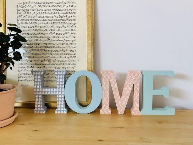 Decoração 'HOME' (Nova)