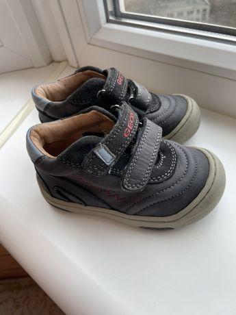 Детские ботинки демисезонные GEOX