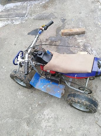Детский квадроцикл suzuki