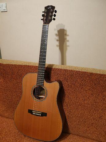 Gitara elektroakustyczna Dowina Rustica DCE