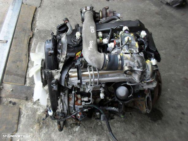 Motor TOYOTA HIACE IV 2.7L 143 CV - 3RZ 3RZFE