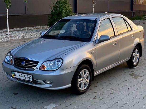 НОВЫЙ Geely CK-2 Impress GT 2014.