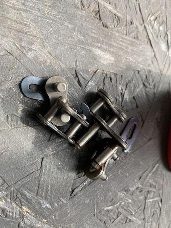Roemt Motorynka Kadet Polo Pegaz Komar zabezpieczenie spinka łańcucha