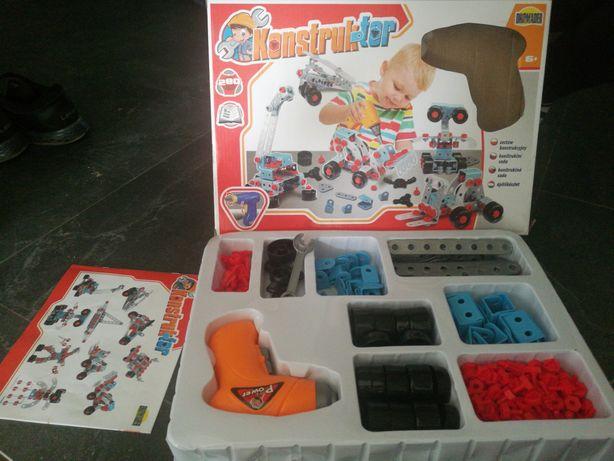 Konstruktor zestaw dla dzieci