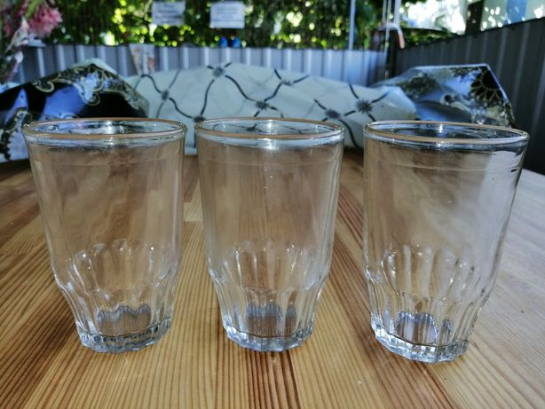 Продам стаканы, толстое стекло СССР