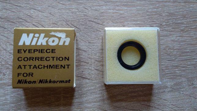 Nikon Okular korekcji dioptrażu +3.0